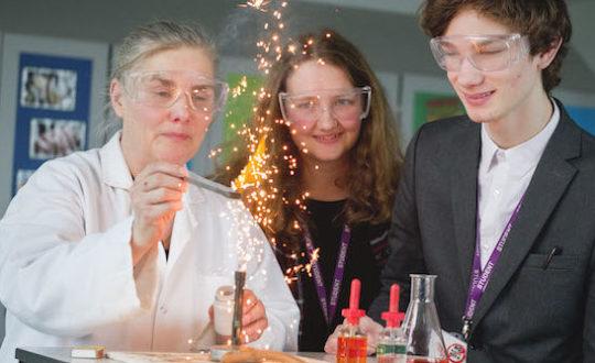 Chemistry teaching